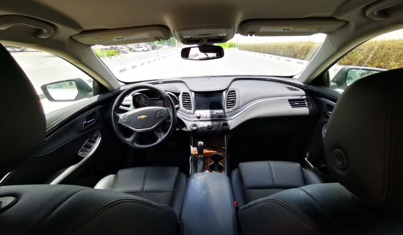 2015 Chevy Impala 3.5L V6 full